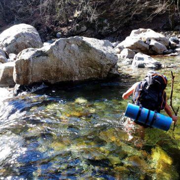 Valgrande – da Ponte Casletto a In La Piana, passando per l'Arca, con uscita da La Colma di Premosello – 3 giorni into the wild