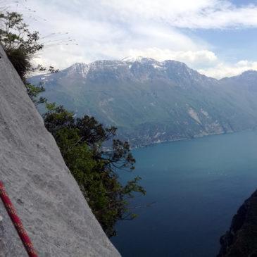 Via Il Re del Lago e Cima Capi – Val di Ledro
