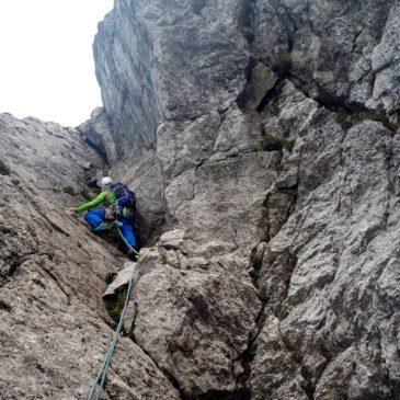 Via Clipper – Punta della Croce – Monte Alben: sortite per future invernali