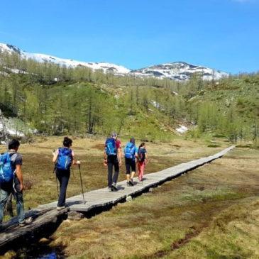 Val Bognanco: quattro passi al Passo di Monscera e Laghi di Paione