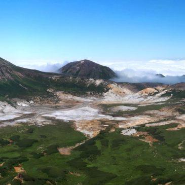 Daisetsuzan: trekking ad anello nel più grande parco naturale del Giappone
