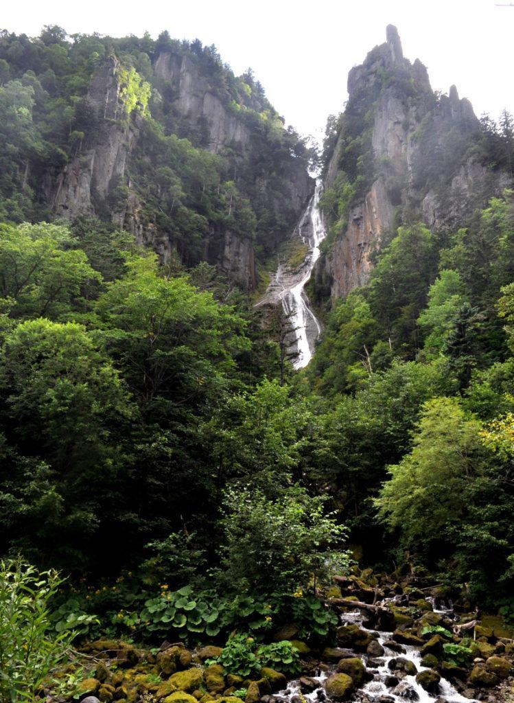 le Ginga Falls