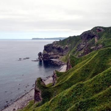 Penisola di Shakotan, Hokkaido: la leggenda della roccia solitaria