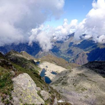 Pizzo del Ton, Cresta Est – una ravanata d'altri tempi in Valle Antrona