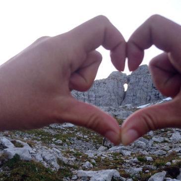Cresta Nonna Anna alla Cima Vagliana – l'altra metà del cuore