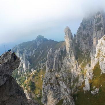 Torre – Fungo (mezzo!) – Lancia, Giro delle normali in Grignetta