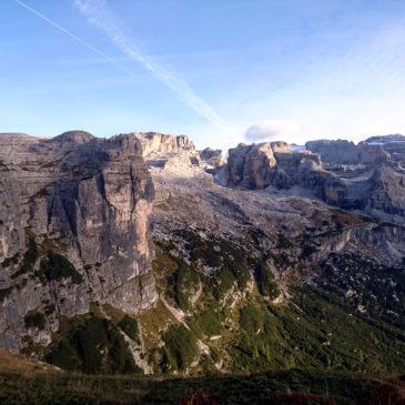 Via Detassis / Vidi alla Corna Rossa – Dolomiti di Brenta