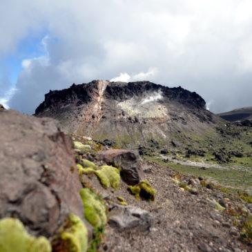 Mt. Tarumae-san: giro ad anello della caldera