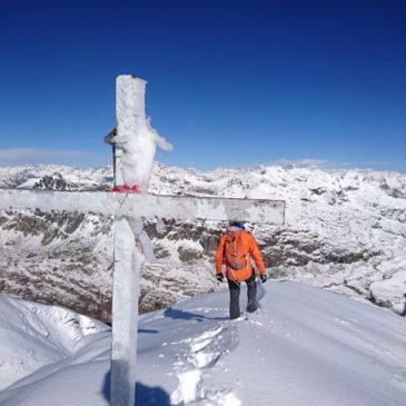 Pizzo Farno – Anello quasi invernale per gustare le prime nevi