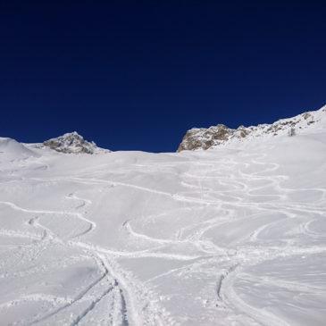 Poncione di Cassina Baggio – Scialpinismo a Gerenpass da All'Acqua