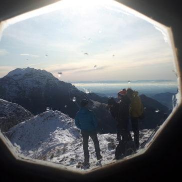 Monte Due Mani – Anello invernale da Maggio