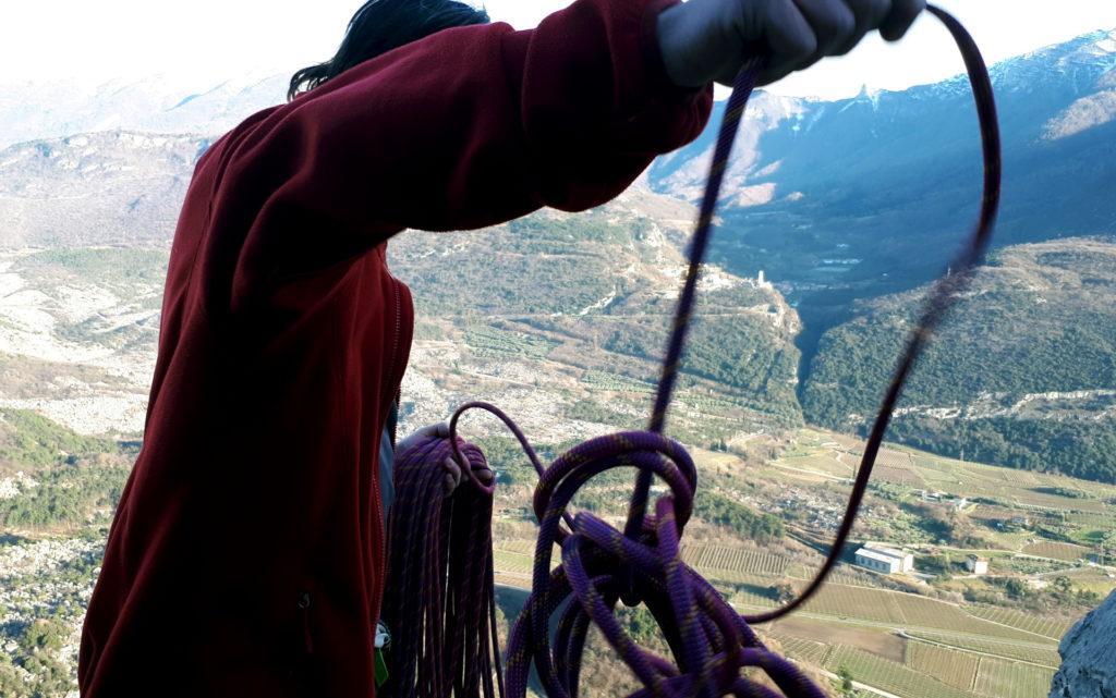 l'eterna lotta dell'uomo con le sue corde (indemoniate)