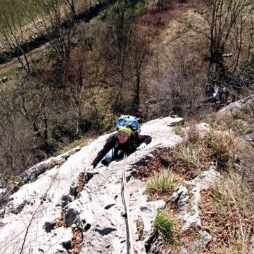 Via Solitudine – Rocca di Baiedo
