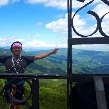 Appenninismo: anello del Monte Nero + ferrata Mazzocchi + Dente delle Ali