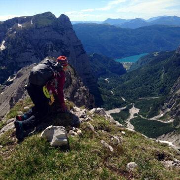 Anello Tuckett-Grostè dalla Val Perse: i due versanti delle Dolomiti di Brenta