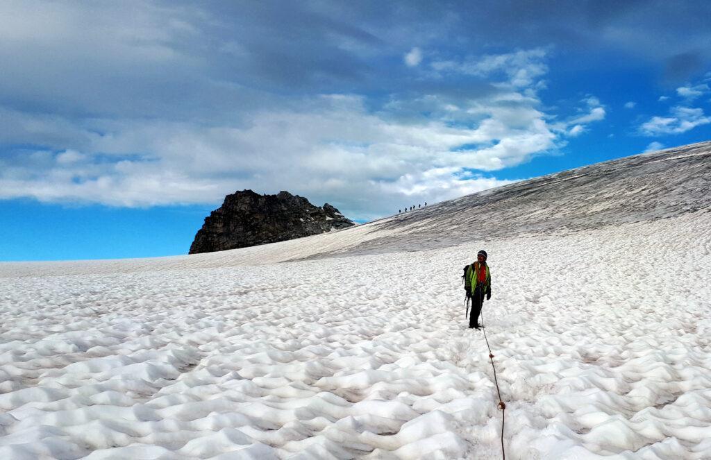 landscape da ghiacciaio