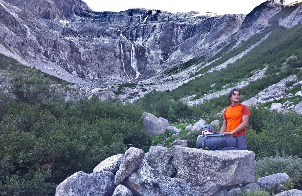 le cascate del Matarot, in tutta la loro selvaggia bellezza
