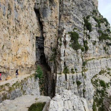 Spigolo Bellavista alla Torre Bovental e giro ad anello del Sengio Alto – Piccole Dolomiti