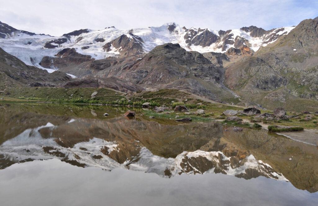 montagne specchiate