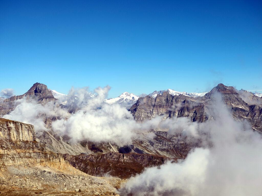 giornata fantastica: vetta del monte Cistella