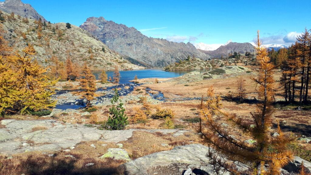 il Lago Bianco, meraviglioso