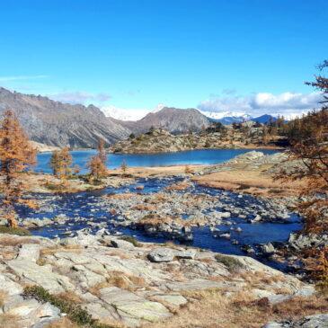 Champorcher – giro dei laghi di Champdepraz – Tesori d'autunno