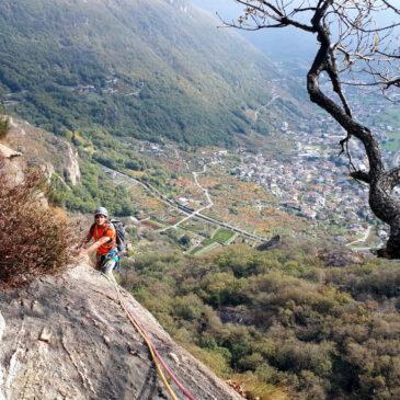 Via Celtic Princess & Via Olympic Spirit – climbing @ Albard