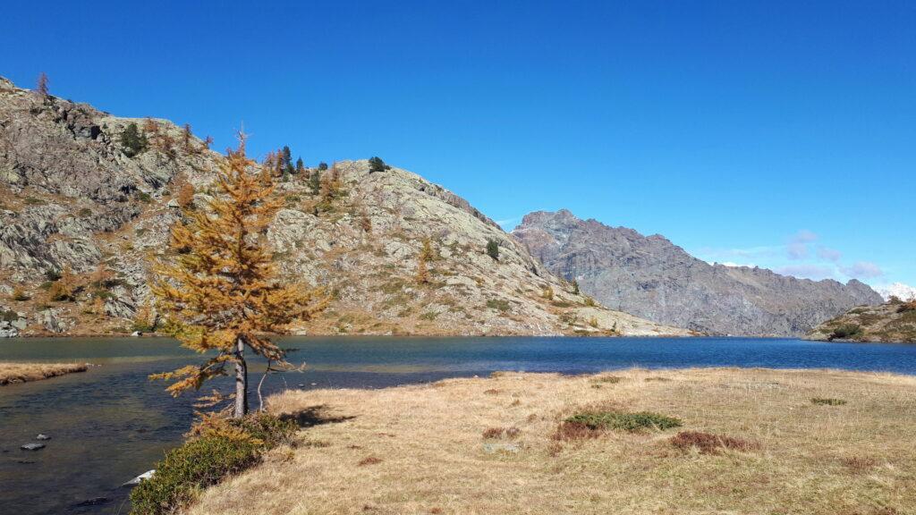 sempre girando attorno al Lago Bianco