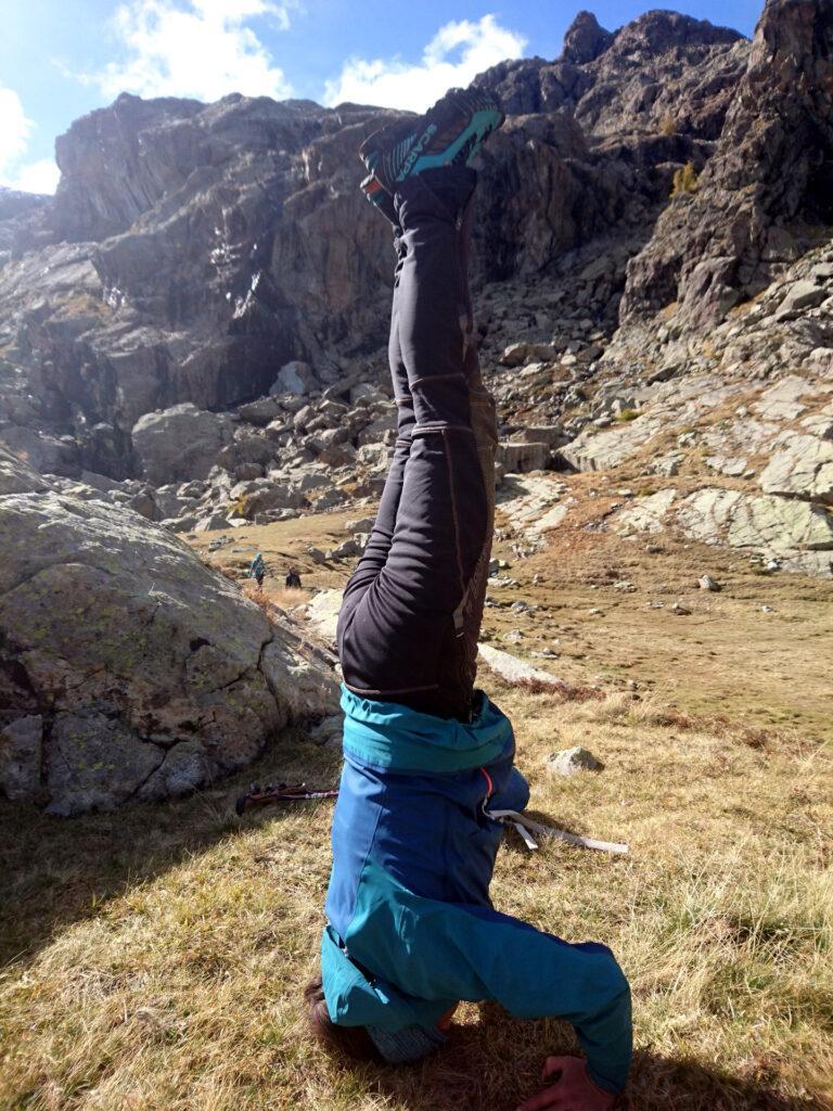 cazzeggio yoga