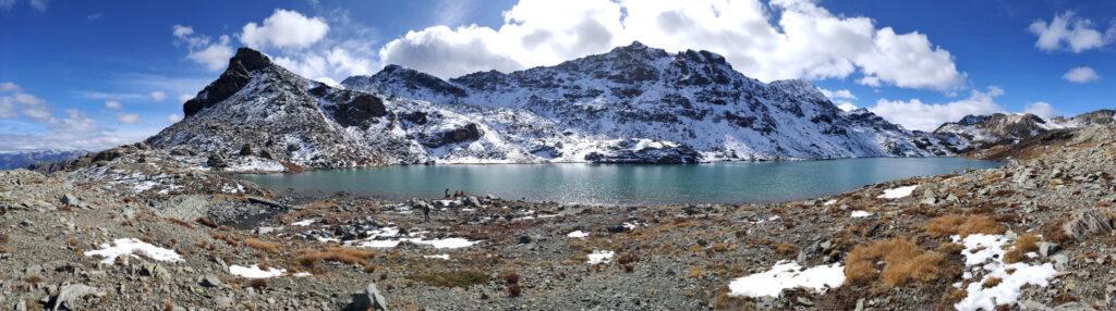 panoramica del Gran Lago