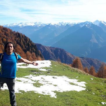 Valle e Laghi di Spluga: autunnalata in un angolo sperduto della Val Masino