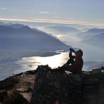 Monte Berlinghera, giro ad anello: trekking facile e panoramico