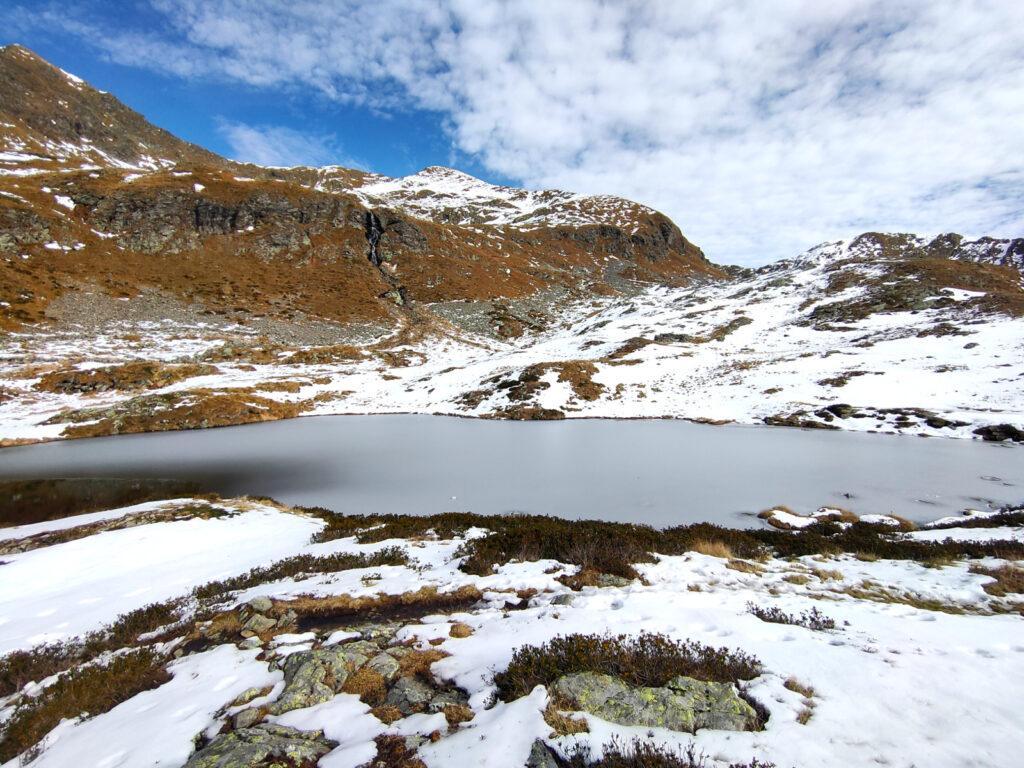 Lago basso delle Foppe