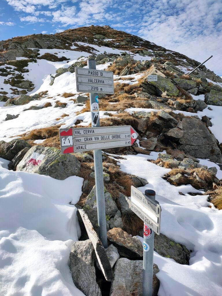 Passo di Valcervia