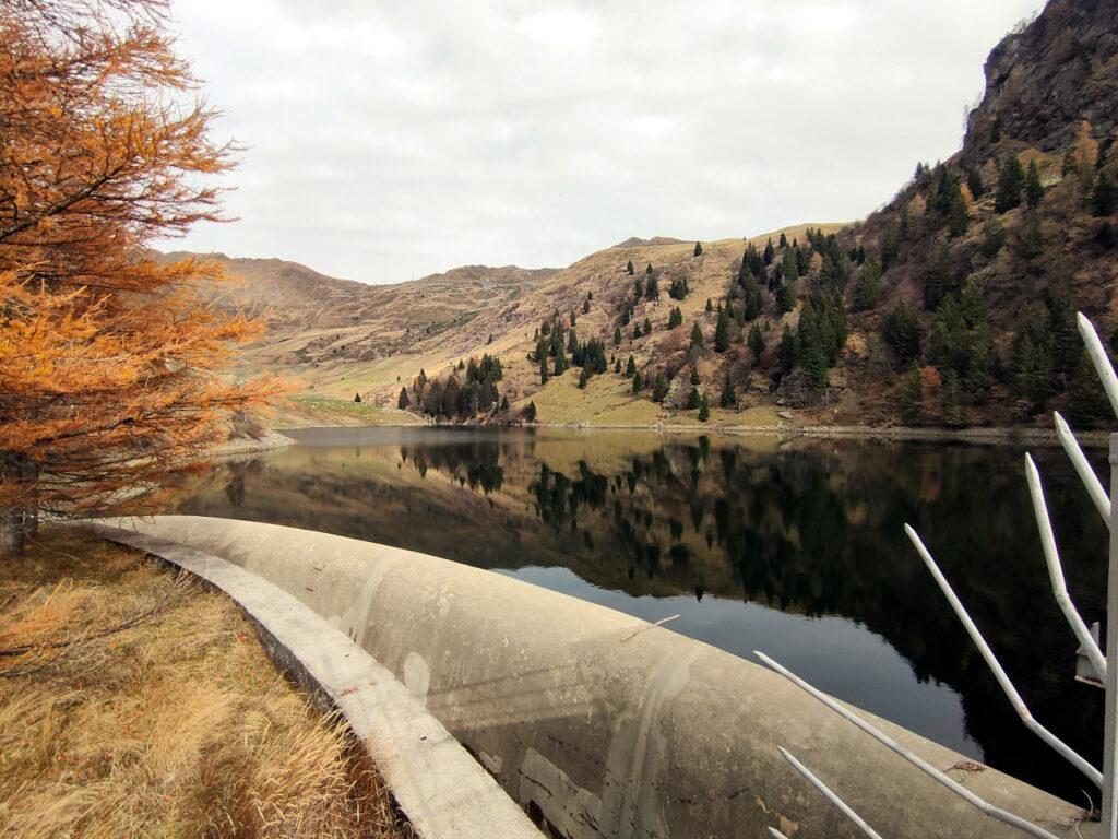 il lago Mora