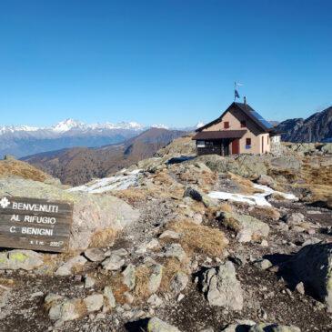 Rifugio Benigni: inedito giro ad anello per il Passo di Salmurano e il sentiero dei Vitelli da Cusio