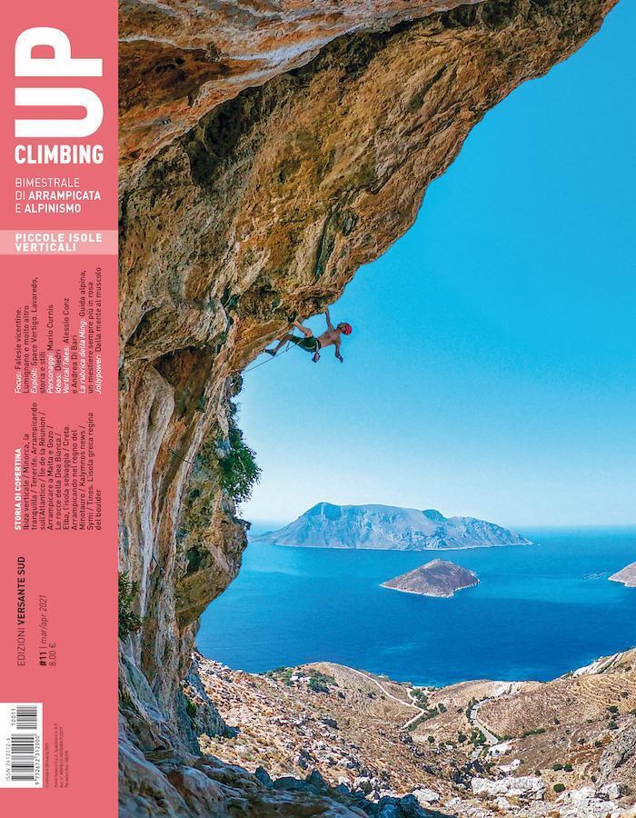 UP CLIMBING - Bimestrale di Arrampicata e Alpinismo