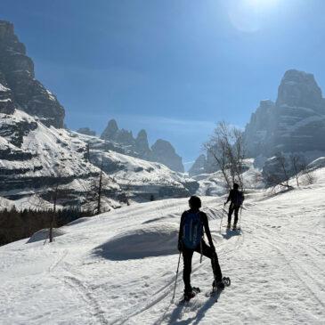 Val Brenta – Scialpinismo dall'ex Vivaio verso la Bocca di Brenta