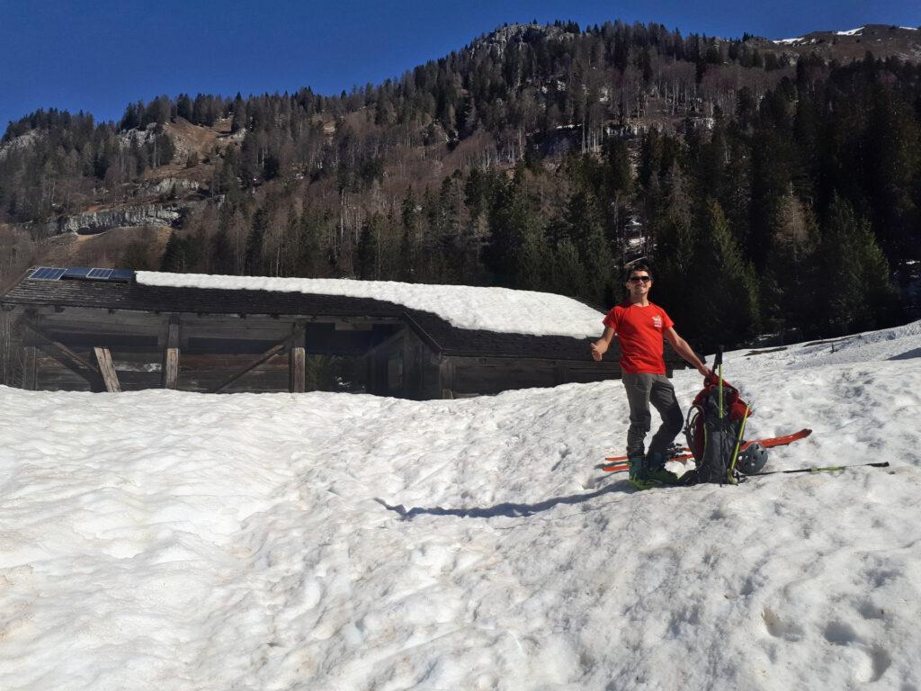 E' arrivato il momento di mettere gli sci!!