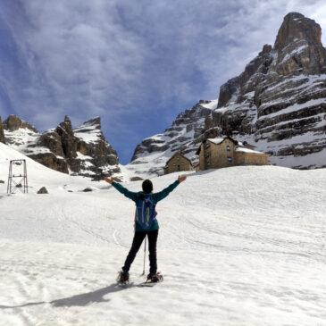 Rifugio Tuckett – Scialpinismo dall'ex Vivaio Brenta