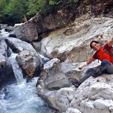 Monte Ortighera, anello dalla Val Parina: into the wild