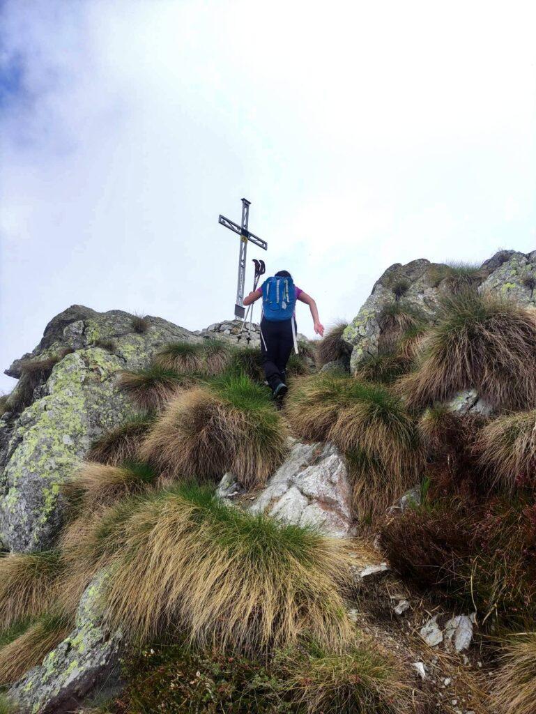 Erica in arrivo sul Monte Gemevola