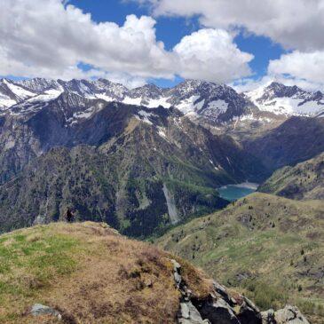 Pizzo Ciapè – bel terrazzo panoramico sulla Valle Antrona
