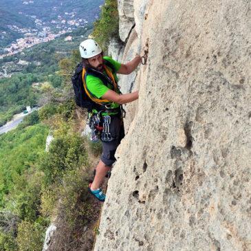 Via Simonetta – Rocca di Perti (ovest) – Finale